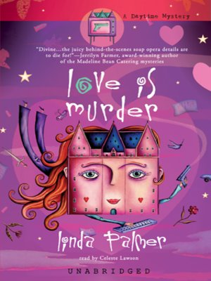 cover image of Love is Murder