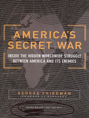 cover image of America's Secret War