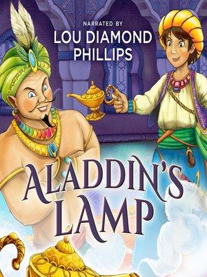 cover image of Aladdin's Lamp