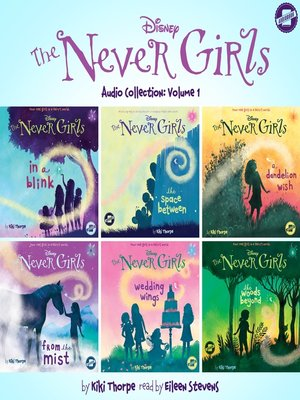 cover image of The Never Girls Audio Collection, Volume 1