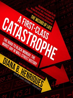 cover image of A First-Class Catastrophe