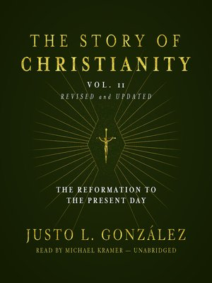 cover image of The Story of Christianity, Volume 2