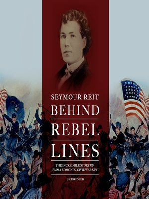 cover image of Behind Rebel Lines
