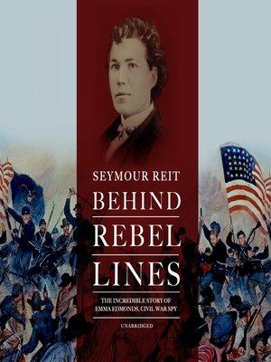 cover image of Behind Rebel Lines