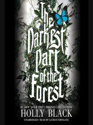 cover image of The Darkest Part of the Forest