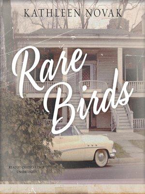 cover image of Rare Birds