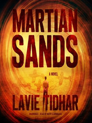 cover image of Martian Sands