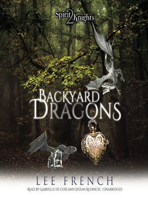 cover image of Backyard Dragons