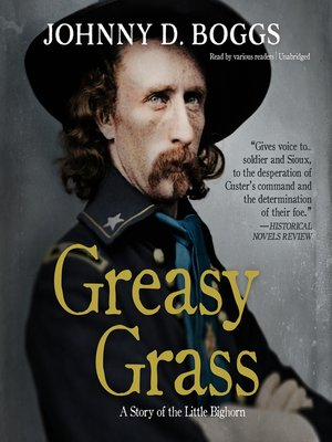 cover image of Greasy Grass