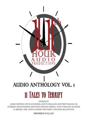 cover image of The 11th Hour Anthology, Volume 1