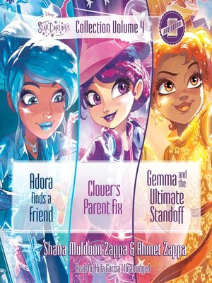 cover image of Star Darlings Collection, Volume 4