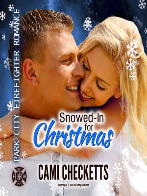 cover image of Snowed-In for Christmas