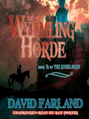 cover image of The Wyrmling Horde