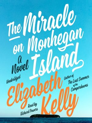 cover image of The Miracle on Monhegan Island