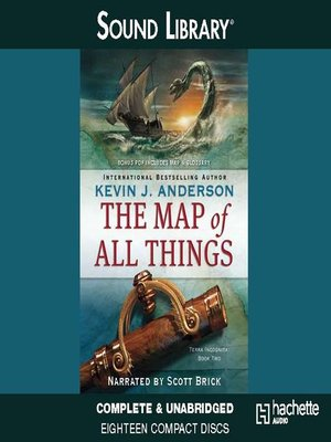 cover image of The Map of All Things