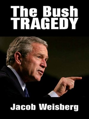 cover image of The Bush Tragedy