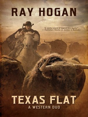 cover image of Texas Flat