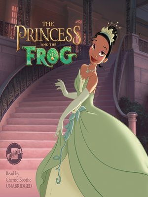 cover image of The Princess and the Frog