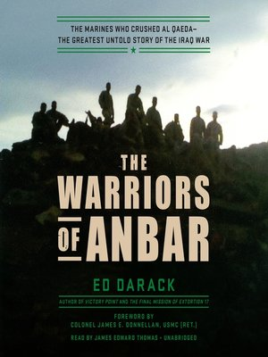 cover image of The Warriors of Anbar
