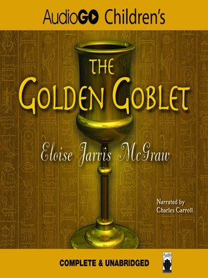 cover image of The Golden Goblet