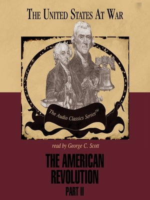 cover image of The American Revolution, Part II