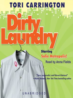cover image of Dirty Laundry