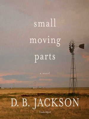 cover image of Small Moving Parts
