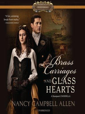 cover image of Brass Carriages and Glass Hearts