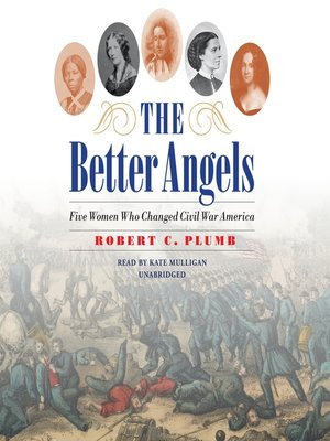 cover image of The Better Angels