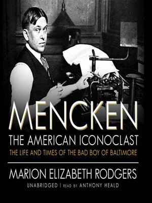 cover image of Mencken