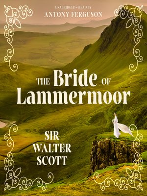 cover image of The Bride of Lammermoor