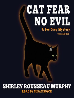 cover image of Cat Fear No Evil