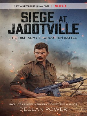 cover image of Siege at Jadotville