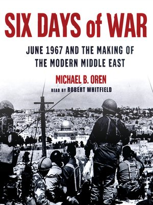 cover image of Six Days of War