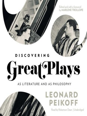 cover image of Discovering Great Plays