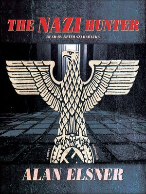 cover image of The Nazi Hunter