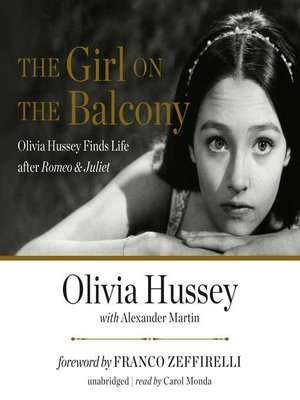 cover image of The Girl on the Balcony