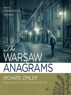 cover image of The Warsaw Anagrams