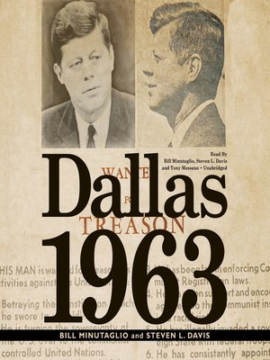 cover image of Dallas 1963