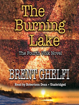 cover image of The Burning Lake