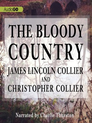 cover image of The Bloody Country