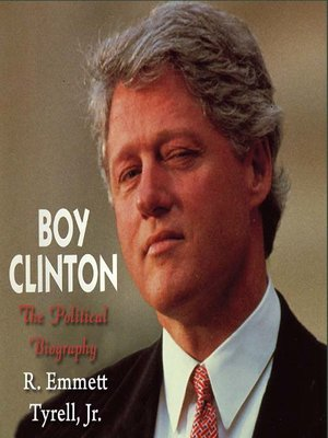 cover image of Boy Clinton