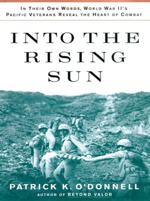 cover image of Into the Rising Sun