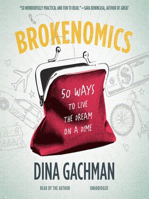 cover image of Brokenomics