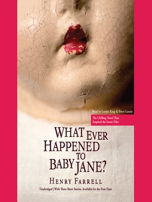cover image of What Ever Happened to Baby Jane?
