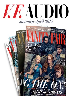 cover image of Vanity Fair: January-April 2014 Issue