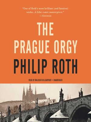 cover image of The Prague Orgy