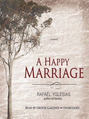 cover image of A Happy Marriage