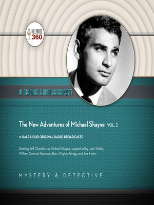 cover image of The New Adventures of Michael Shayne, Volume 2
