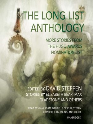 cover image of The Long List Anthology